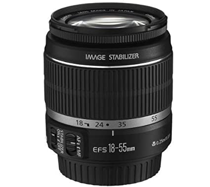 Canon EF-S 18-55mm IS STM Lens Image