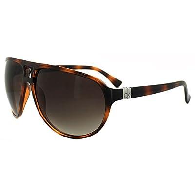Calvin Klein Platinum CK3154S-214 Mens CK3154S Tortoiseshell Sunglasses