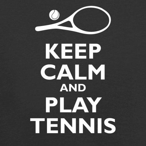 Flight Retro Tennis Keep Black Play Calm And black Bag PxqnIXAw