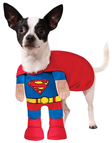 DC Comics Superman Pet Costume, Extra-Large]()