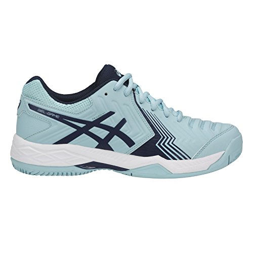 6 W Clay Game Gel Asics aInx77