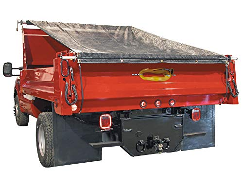 - Buyers Products DTR7015 7 ft. x 15 ft. Aluminum System with Mesh Tarp