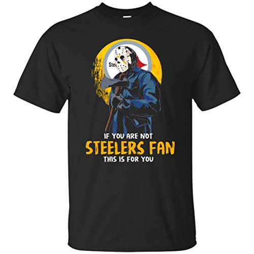 Halloween Jason Voorhees If You are Not Steelers Fan Gift Classic T-Shirt_S_M