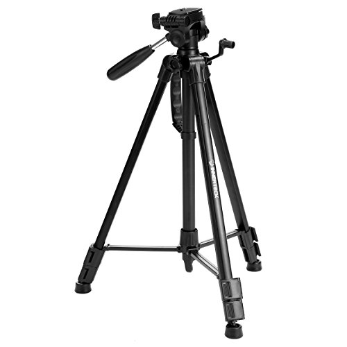 Camera Tripod - InnerTeck 62-Inch Digital SLR Camera Aluminu