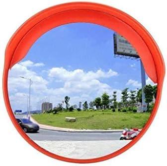 Geng カーブミラー 交通セキュリティ監視信号ミラー安全に道路やショップブラインドスポットミラーを確認してください