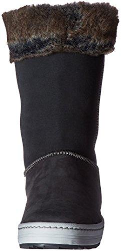 Alexandra protección Negro Botas para 2 Helly Ebony Black Jet Light de Mujer W Hansen S1qxUAwEY