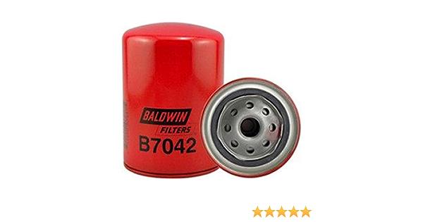 Baldwin Heavy Duty B7042 Lube Oil Spin-On Filter Filter