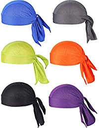 Sweat-Wicking Beanie Cap Skull Cap, Quick-Drying Pirate Hats for Men and Women Favors