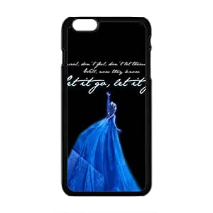 Frozen Fashion Comstom Plastic case cover For Iphone 6 Plus