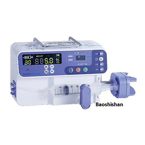C8 Single Channel Micro Syringe Pump Injection Pump Medical Micro Injector (Channel Injector)