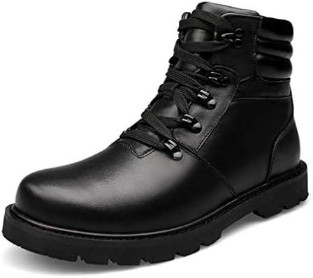 ウォーキングシューズ アウトドアシューズ メンズ 冬靴 防水 防滑 靴 裏起毛 防寒靴 雪靴 ウィンターブーツ 保暖 ワークブーツ トレッキングシューズレインブーツ スノーシューズ スノーブーツ