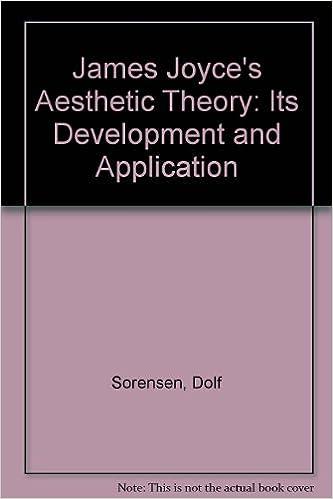 aesthetic theory of james joyce pdf