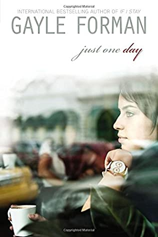 book cover of Just One Day