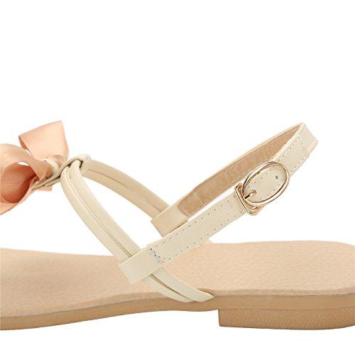 LATH.PIN - Sandalias de goma para mujer Bianco