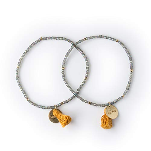 ME to WE - Just The Two of us Rafiki Bracelet Set - Education - Gifts That Give Back