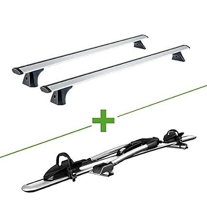 Pack barras y puerta bicicleta Cruz Airo + Upright: Amazon.es: Coche y moto