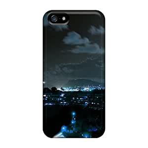 DavidKearns HxczHHT6904VPnUu Case Cover Iphone 5/5s Protective Case Poha Kea At Night