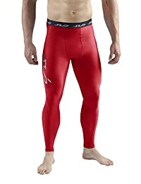 SUB Sports COLD Mens Compression Tights / Pants - Thermal Base Layer Leggings