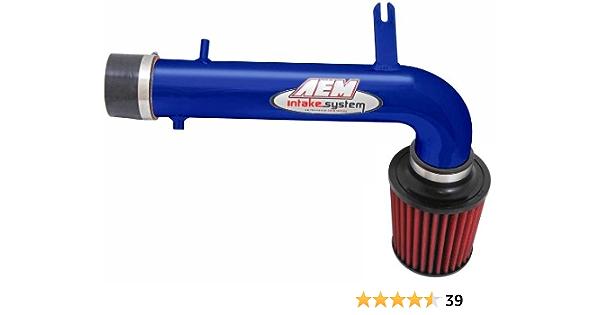 AEM 22-436B Blue Short Ram Intake System