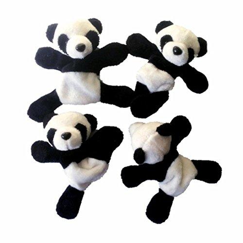 TAOtTAO 1Pc Cute Soft Plush Panda Fridge Refrigerator Sticker Gift Souvenir...