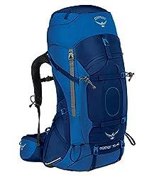 Osprey Aether AG 70 Hiking Backpack Medium Neptune Blue