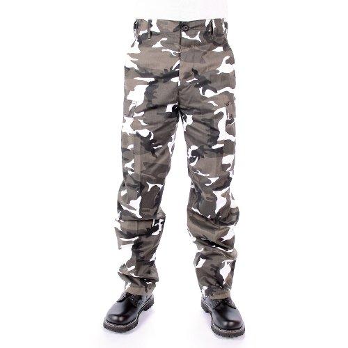 Mil-Tec Us Ranger Hose Typ BDU Pantalon armée Homme 1