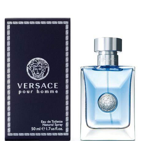Vêrsace Signature by Gianni Vêrsace Eau de Toilette Spray For Men 1.7 fl.oz./50 ml