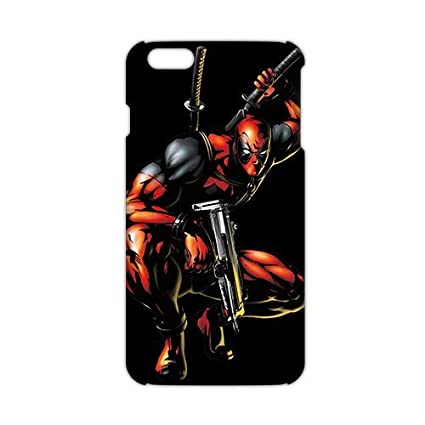 Deadpool Wallpaper Marvel 3d Phone Case Cover For Samsung Galaxy S6
