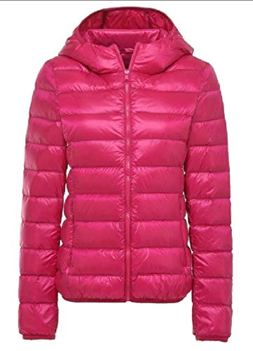 Women Lightweight Packable Puffer 3 Hooded Down Ultra Jacket security ZIEwdZ