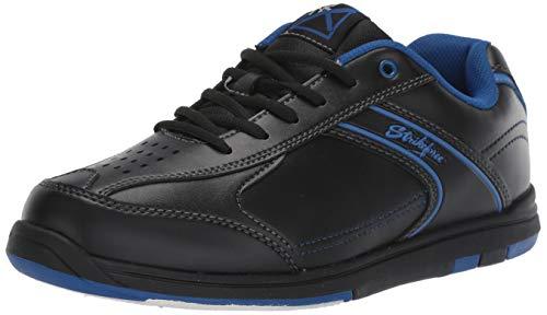 KR Strikeforce Bowling Shoes Mens Flyer Bowling Shoes M US, BlackMagenta Blue, 8