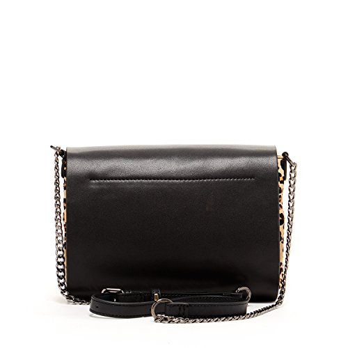 Black Leather Leather Lee The Women Crossbody Bag Bag for SUSU qAwgZzFxZ
