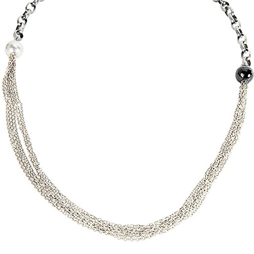 Gemma by WP Diamonds Gurhan Chain Necklace in Sterling Silver