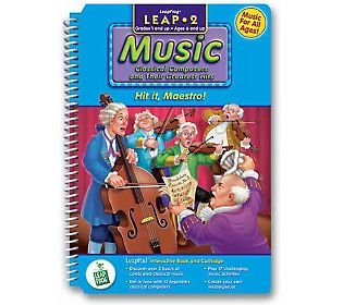 LeapPad: Leap 2 Music -