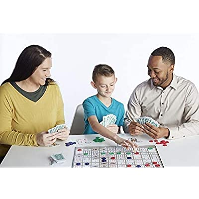 ax Sequence - Original Sequence Game with Folding Board, Cards: Toys & Games