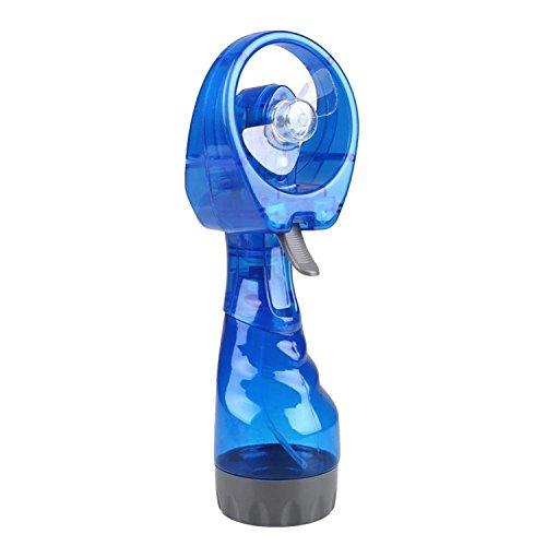 SKNBC Cool Squeeze Breeze Water Misting Fan Mini Spray ()
