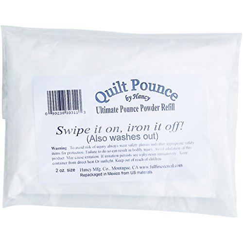 pounce chalk for quilting - 4