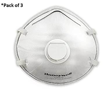 With H801v Safety Protection Respirator Particulate Honeywell