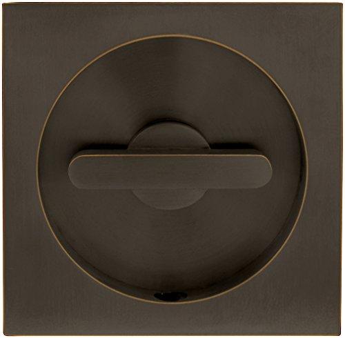INOX FH2382-10B PD Series Pocket Door Pull, Oil Rubbed Bronze ()
