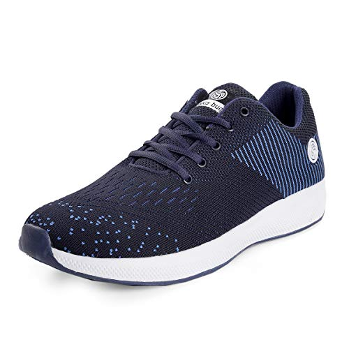Bacca Bucci® Running Shoes Men Lightweight Fashion Sneakers Walking Footwear Tennis Athletic Shoes for Outdoor Sport Gym Jogging Big Size UK-11 to 13 Price & Reviews
