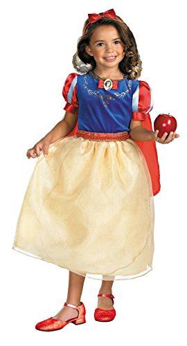 Snow White Deluxe Toddler Costume (7 Dwarfs Costume)