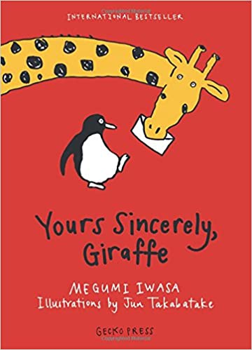 Yours sincerely giraffe amazon megumi iwasa jun yours sincerely giraffe amazon megumi iwasa jun takabatake 9781927271872 books spiritdancerdesigns