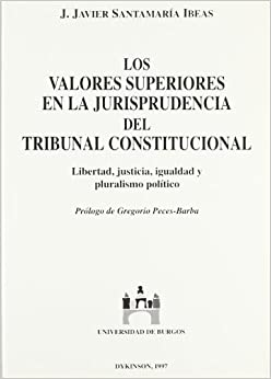 Book VALORES SUPERIORES EN JURISPRUDENCIA