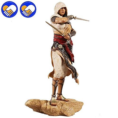 Anime Collectible Action Figure - New Anime Toys AC 3 Connor Kenway Haytham PVC Action Figure Black Flag Edward Kenway ETC Collection Model Best Collection Toys - 27cm Bow 1 -