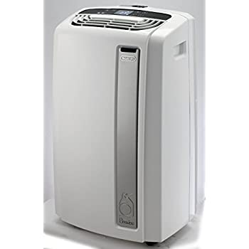 DeLonghi America PACAN120EW 12000BTU Whisper Cool Portable Air Conditioner