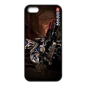 Mass Effect iPhone 4 4s Cell Phone Case Black Vtllz