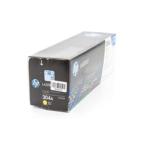 Generic Compatible Toner Cartridge Replacement for HP CC532A ( Yellow )