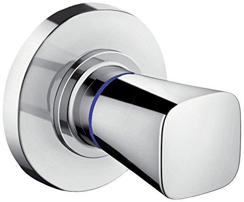HG Logis shut-off valve fs chrome