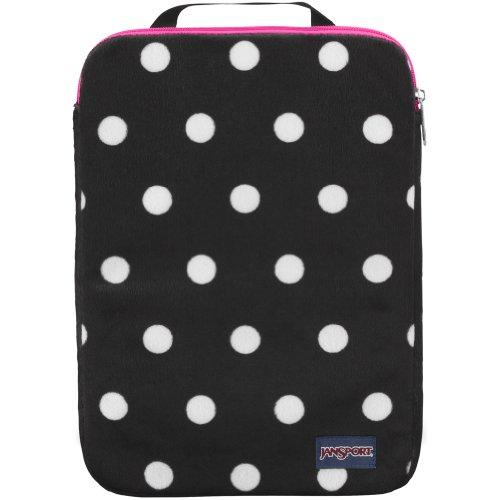 "JanSport 13"" 1.0 Laptop Sleeve Bag - Plush Spots / 13.5""H x"