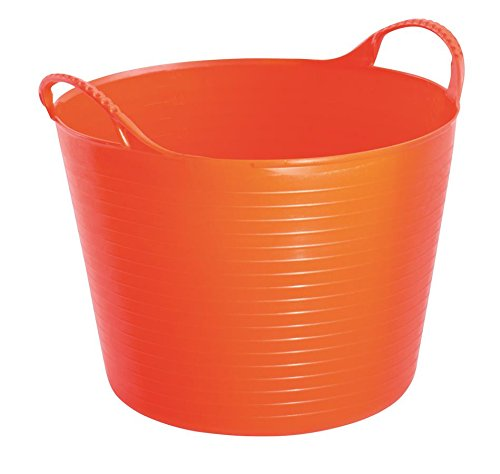 - TubTrug SP14O Small Orange Flex Tub, 14 Liter