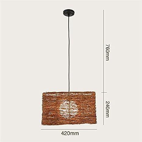 Amazon.com: Arturesthome - Lámpara de techo hecha a mano de ...